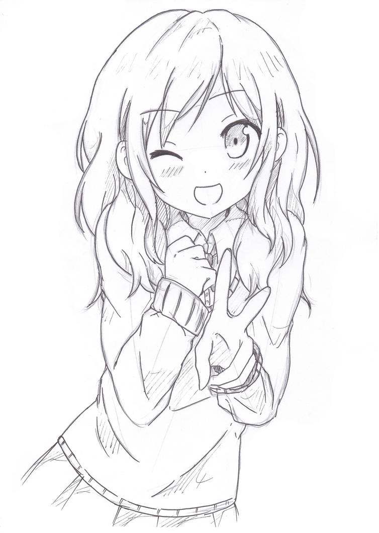 Sketching by khai90