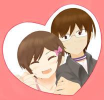 Kami Nomi zo Shiru Sekai by khai90