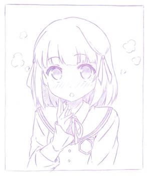 Shiori-chan!