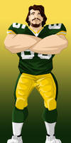 Mark Tauscher by JayToTheWorld