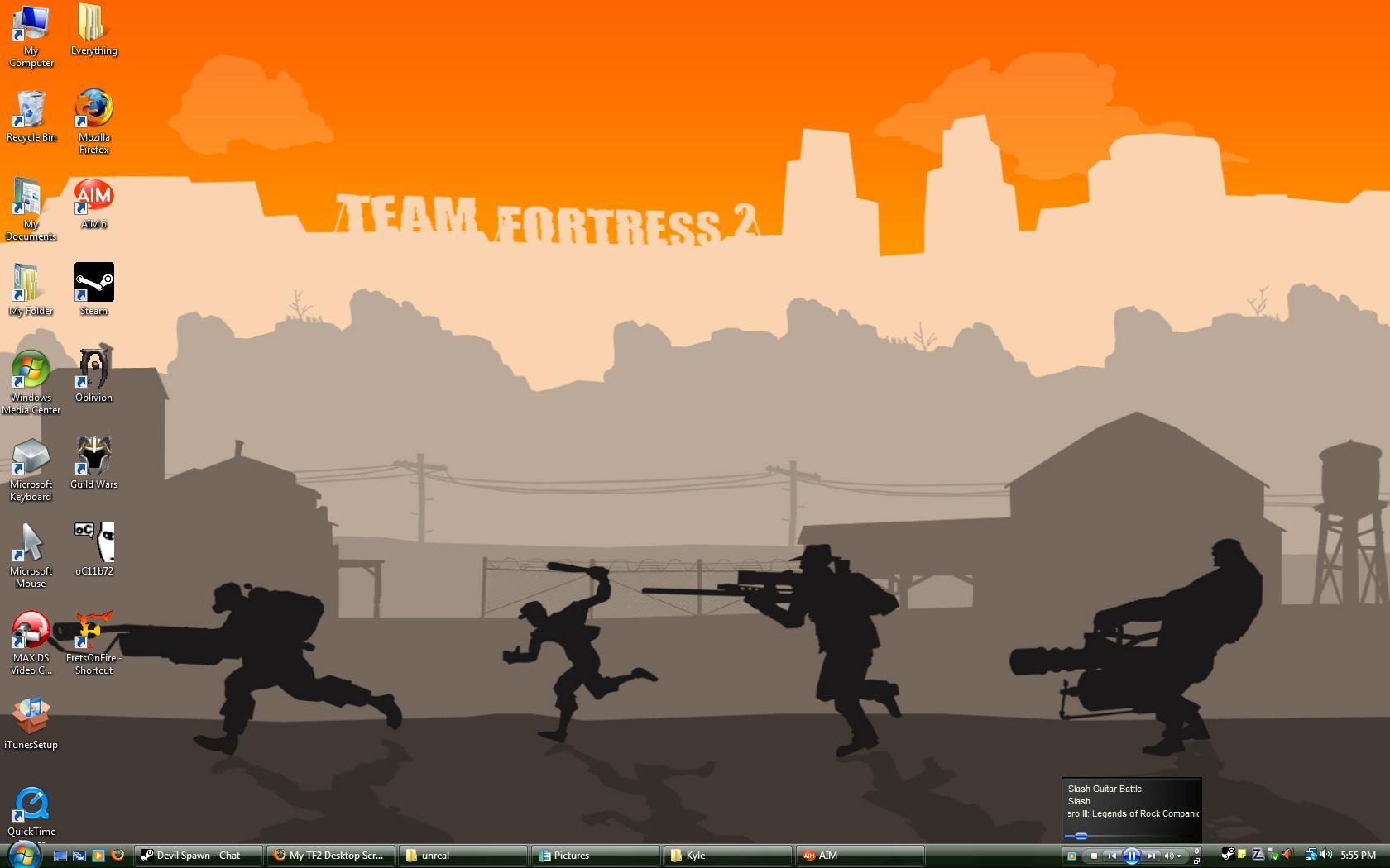 how to take a screenshot on my desktop