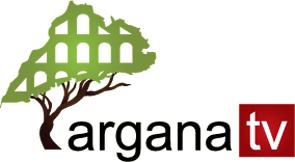 Logo Argana Tv by reamream