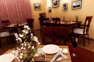 Classic restaurant by Flavius-C