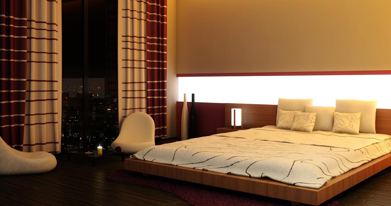 Bedroom Wallpaper Design 2017