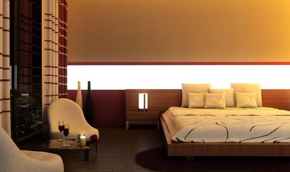 Night Bedroom 2