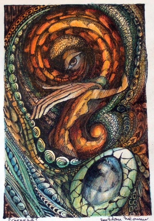 embrio by DanNeamu