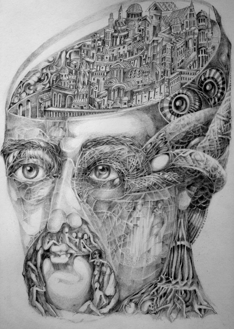 One man's perception by DanNeamu