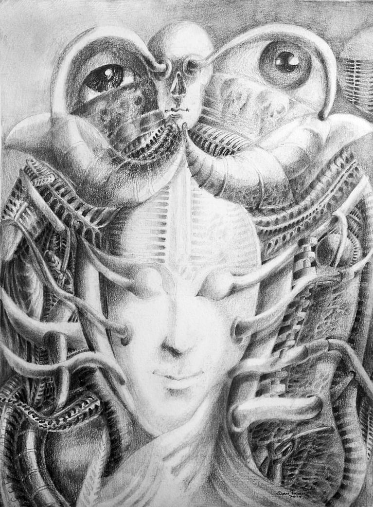 Andromeda by DanNeamu