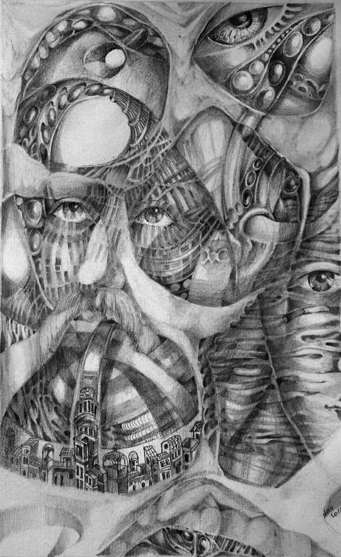Mind Exaltation by DanNeamu