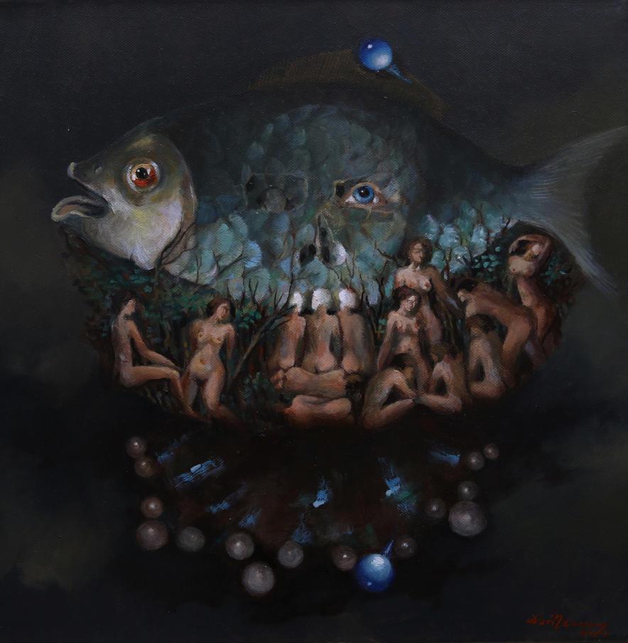 Ichthys - The Resurrection by DanNeamu