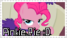Pinkie Pie Stamp by KytaraTheWolf