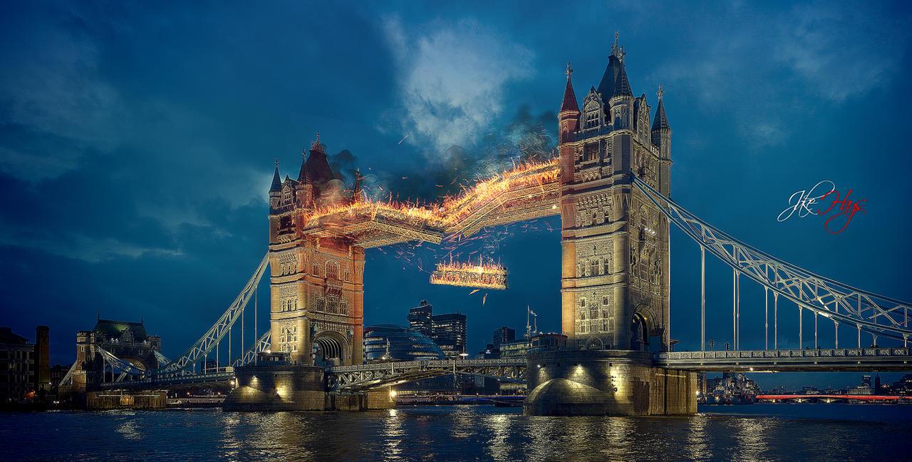 London Bridge is Falling Down by JakeHays