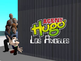 Agent Hugo LA (fangame, WITH DOWNLOAD LINK) by GWKTM