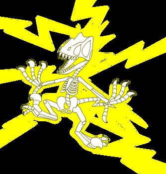 Electrocuted by GWKTM