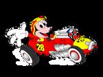 Roadster Racer Mickey