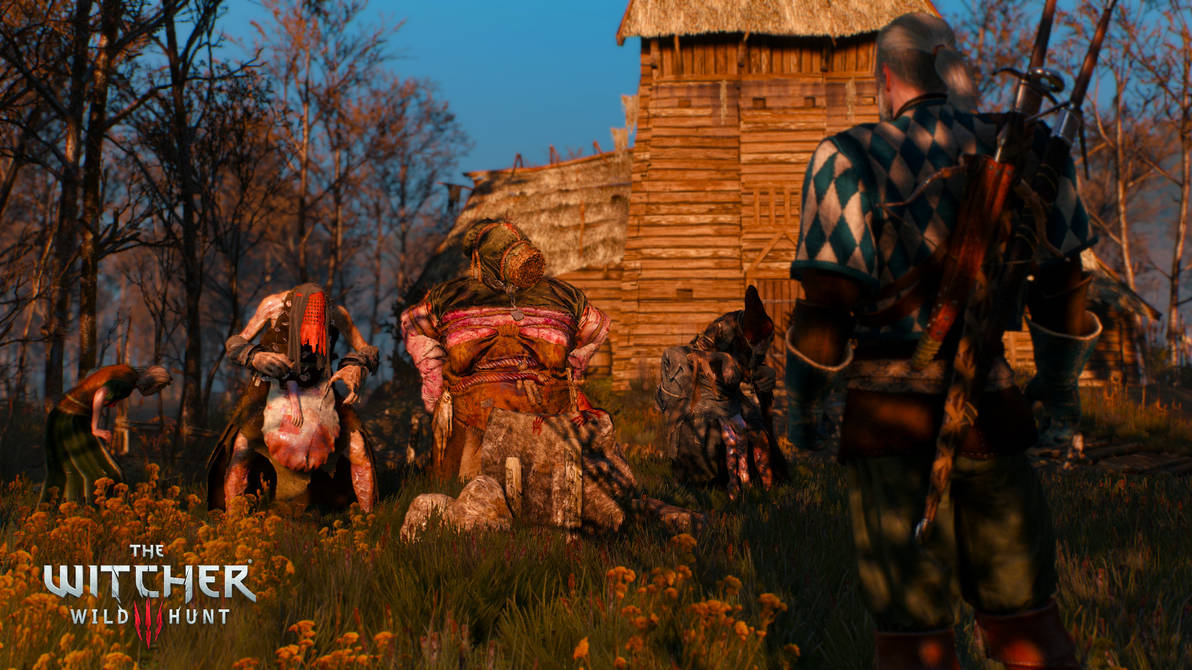 witcher 3 ladies of the wood