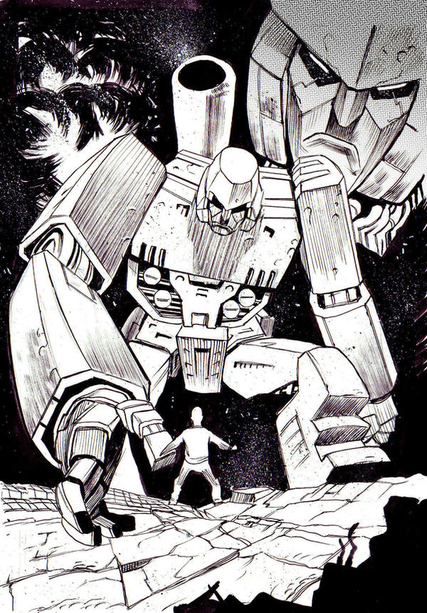 Megatron by JHarren