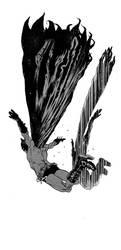 Bat-man by JHarren