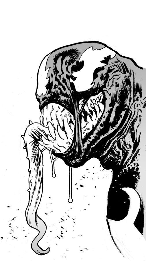 Venom warm-up 2 by JHarren