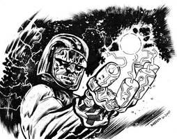 Darkseid by JHarren