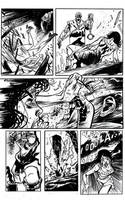 American Vampire sample pg. 1 by JHarren