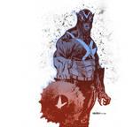Captain Venom color