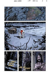 BPRD: The Long Death #3 pg 8