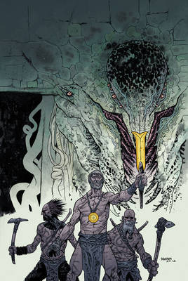 BPRD_Abyss of Time issue 2 cvr