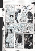 BPRD: Abyss of Time page 2 raw by JHarren