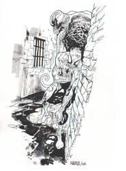 BOG spidey venom raw by JHarren