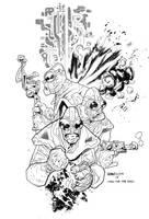 Kirby henchman by JHarren