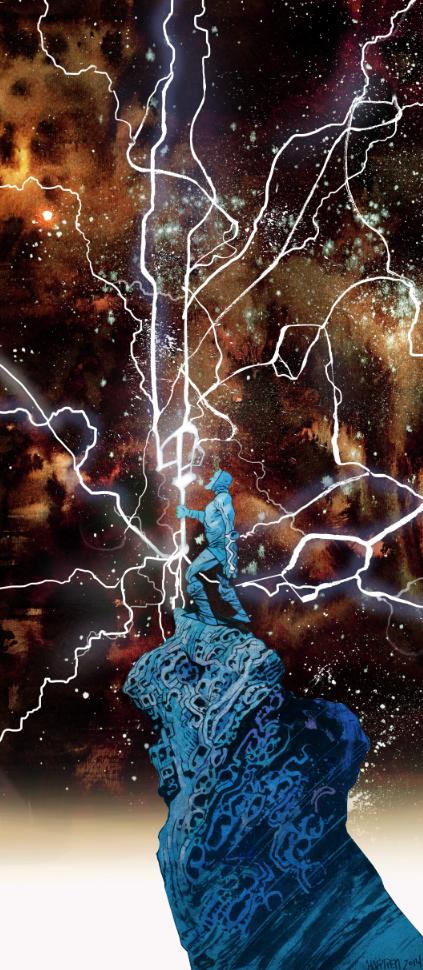 BOG Lightning by JHarren
