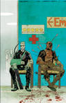 Hawkeye Vs Deadpool cvr