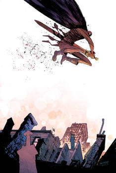 Rumble#2 cover