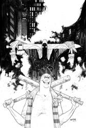 Rumble #4 cover