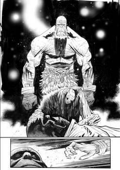 Rumble 5 inks pg13