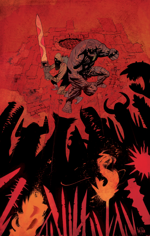 Rumble 14 cover