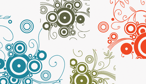 GIMP Circle Brushes by GimpBrush