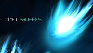 GIMP Comet Brushes