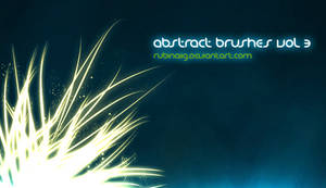 Abstract Brushes Vol 3