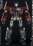 Optimus Prime MP-10 Repaint - Convoy Lives
