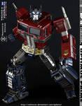 Optimus Prime MP-10 Repaint -1ShallStand1ShallFall