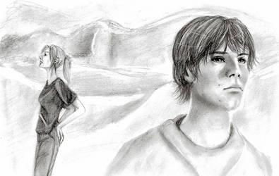 SPN Fanfic Illustration 2 by kian
