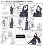 Discworld Dictionary F
