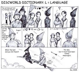 Discworld Dictionary L by kian