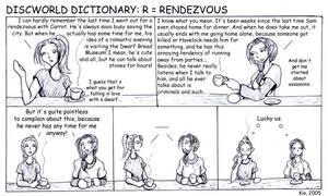 Discworld Dictionary R