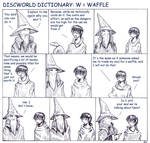 Discworld Dictionary W