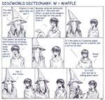 Discworld Dictionary W