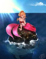Mermaid by dbitsme