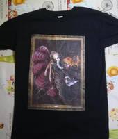 Print on T-short by dbitsme